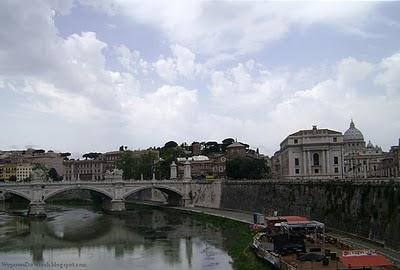 Tybr w Rzymie