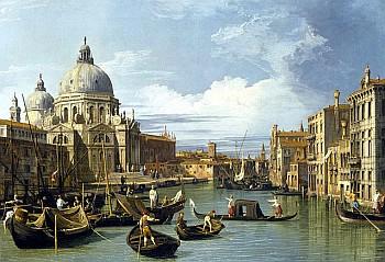 Wenecja - Canaletto