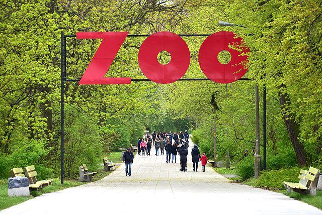 zoo w warszawie
